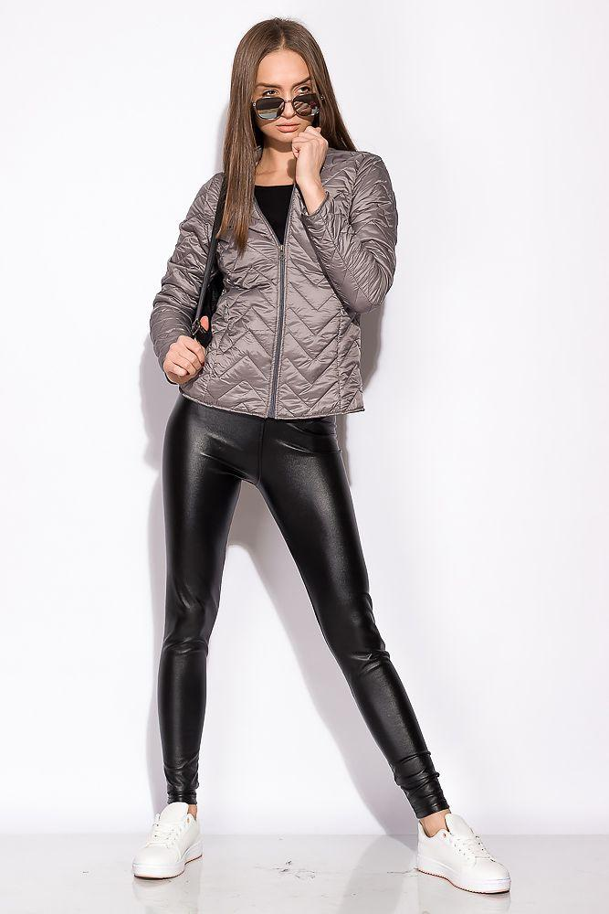 Стеганая женская куртка 120PMH004
