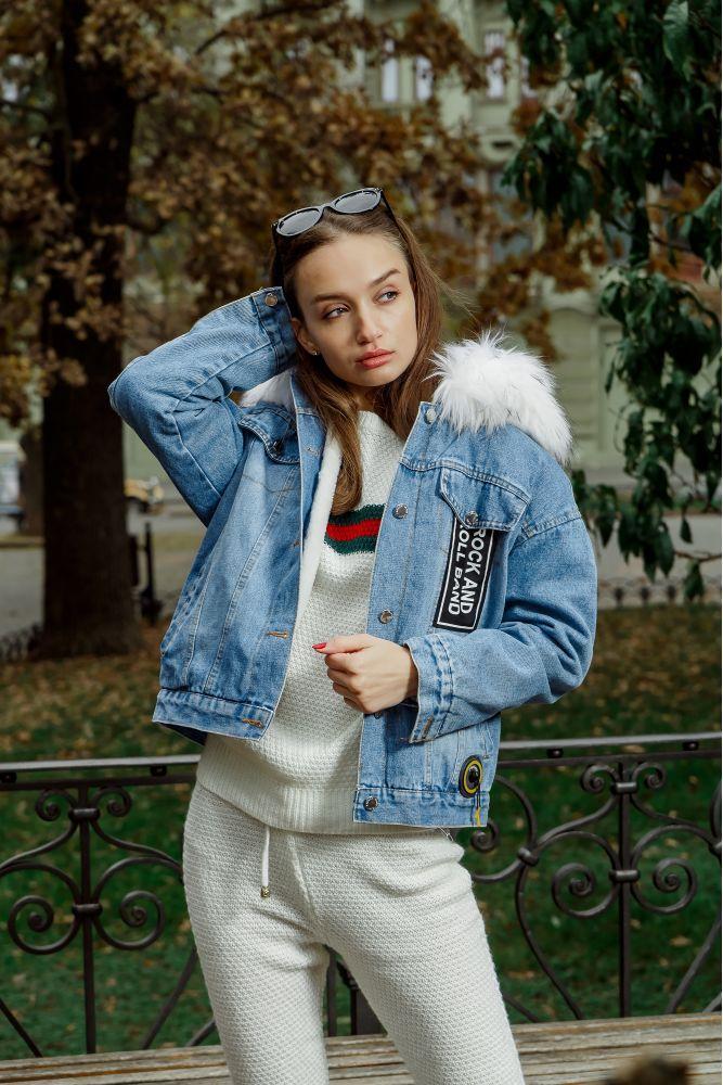 Куртка женская 120PAZZ102