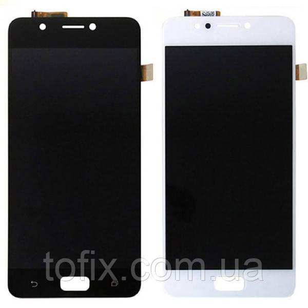 Дисплей для Asus ZenFone 4 Max (ZC520KL), модуль в сборе (экран и сенсор), оригинал