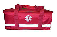 Сумка укладка скорой помощи и МЧС RVL Красная, фото 1