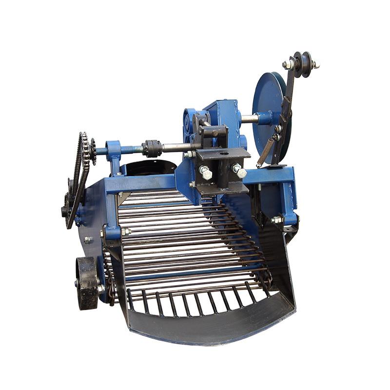 Картофелекопатель транспортерный для мототрактора с гидравликой
