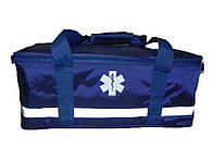 Сумка укладка швидкої допомоги та МНС RVL Синя