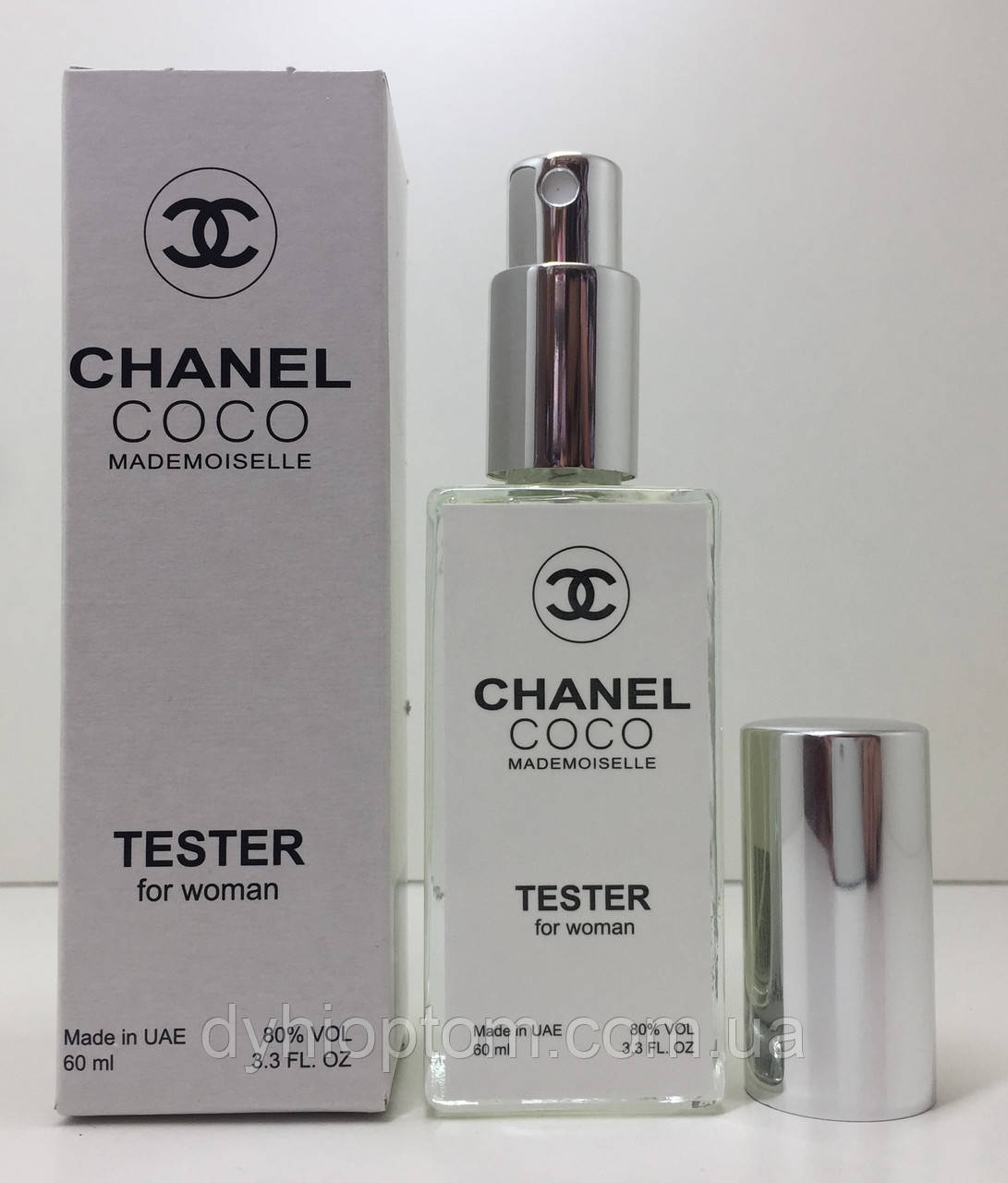 Тестер женский Chanel Coco Mademoiselle (Шанель Коко Мадмуазель) 60 мл