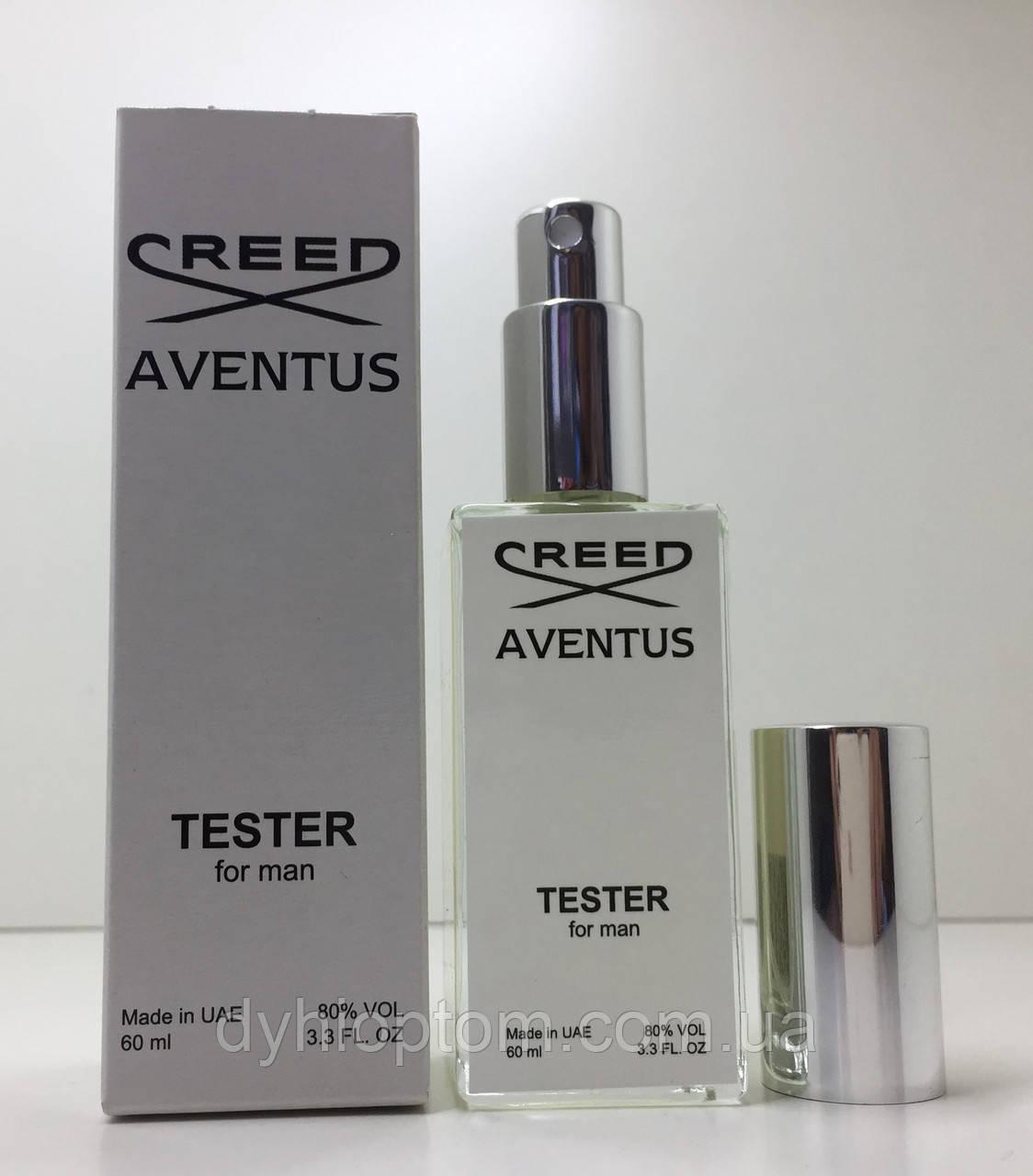 Тестер мужской Creed Aventus (Крид Авентус) 60 мл