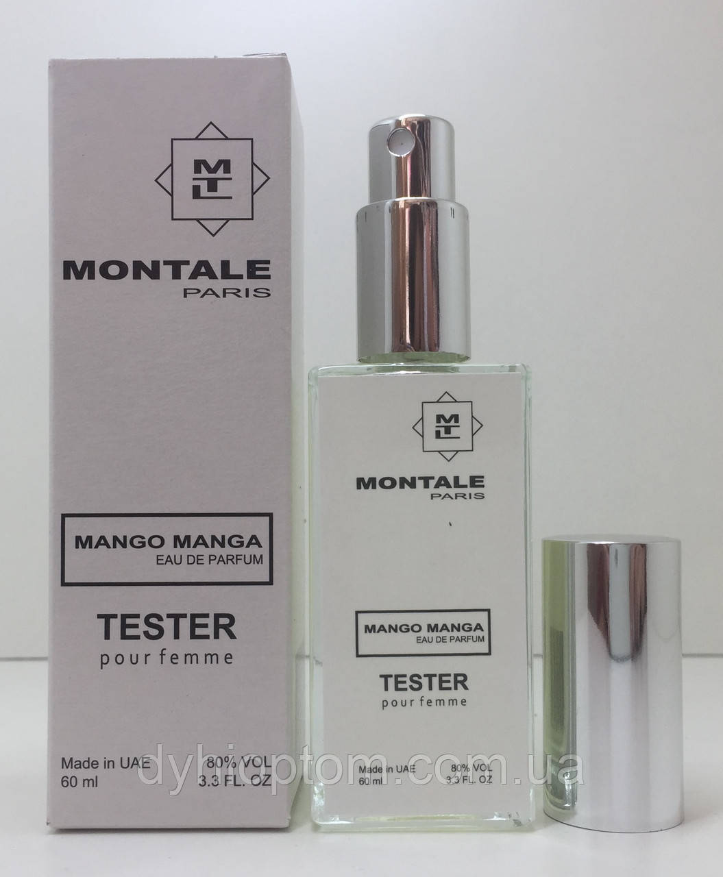 Тестер женский Montale Mango Manga (Монталь Манго Манга) 60 мл