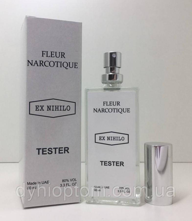 Тестер женский Ex Nihilo Fleur Narcotique (Экс Нихило Флер Наркотик) 60 мл