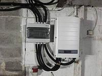 Комплект захисту для сонячних електростанцій