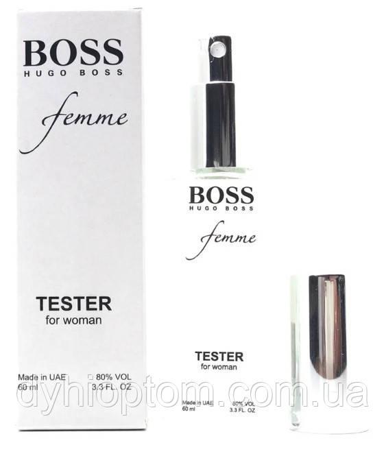 Тестер женский Hugo Boss Femme (Хьюго Босс Фем) 60 мл