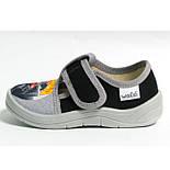 Тапочки WALDI Гриша Багги серый.Размеры 24-30., фото 2