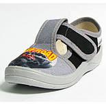 Тапочки WALDI Гриша Багги серый.Размеры 24-30., фото 3