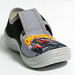 Тапочки WALDI Гриша Багги серый.Размеры 24-30., фото 6