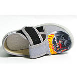 Тапочки WALDI Гриша Багги серый.Размеры 24-30., фото 7