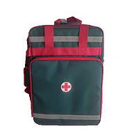 Медицинская универсальная сумка-рюкзак RVL, фото 1