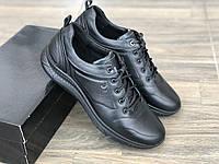 Кожаные мужские кроссовки EXTREM 2342/7 размеры 40-44