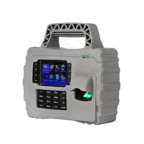 Сетевой биометрический терминал учета рабочего времени по отпечатку пальца и карте Mifare ZKTeco S922