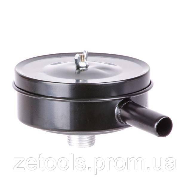 Повітряний фільтр (ф20 мм) для компресора металевий корпус PT-0004/PT-0007/ PT-0013/PT-0014/PT-0036 INTERTOOL