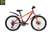 "Велосипед 24"" Discovery FLINT AM DD 2020"