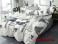 """Семейный набор хлопкового постельного белья из Бязи """"Gold"""" №154205AB Черешенка™"""