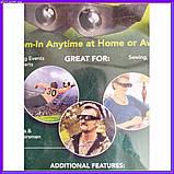 Увеличительные очки бинокль ZOOMIES x300-400%, фото 7