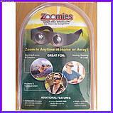 Увеличительные очки бинокль ZOOMIES x300-400%, фото 8