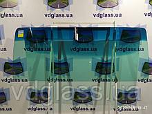Лобовое стекло Iveco Eurotech Cursor, EUROTRAKKER, триплекс