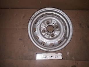 №1 Б/у диск R13   4x114.3    ET45  для Nissan Primera P10 1990-1997