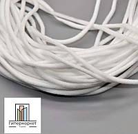 Белая Резинка 3мм Розница