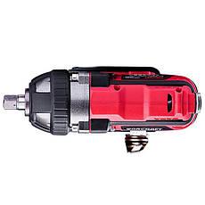 Акумуляторний ударний гайковерт Worcraft CIW-S20Li з АКБ (4А) та ЗУ, фото 3