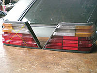 Стопи Задні ліхтарі на Mercedes-Benz W124 E124