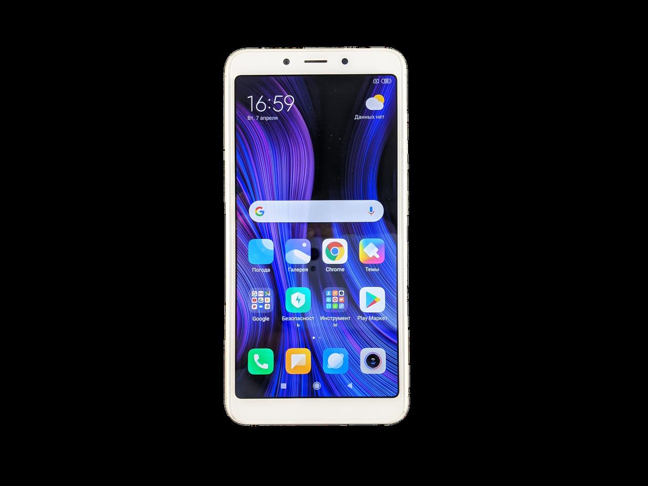 Xiaomi Redmi 6 3/32GB Gold Grade C Б/У