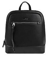 Стильный городской женский рюкзак прямоугольной формы - David Jones (6111-2)