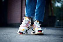 Женские кроссовки Balenciaga Triple S, фото 3