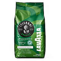 Кофе в зернах Lavazza Tierra Brasile 1 кг