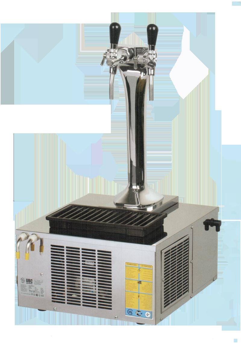 Охладитель пивной Катюша 35 Б/У 2 сорта II категория холодильная установка для разливного пива