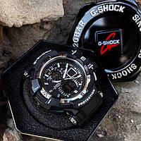 Мужские спортивные часы, чоловічий спортивний годинник Casio G-Shock GWA-1100 касио джи шок