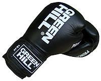 "Боксерские перчатки ""PRINCE"" GREEN HILL натуральная кожа"