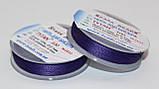 Нить для бисера TYTAN 100 №2632. Фиолетово- баклажановый 100 м, фото 2