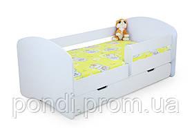 Детская кровать Лаки 160/80 см Нимфея альба