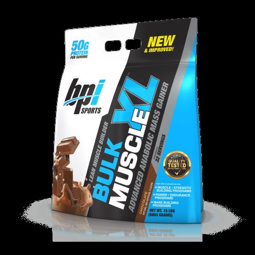 BPI Bulk Muscle XL 6800 грамм (другие вкусы)