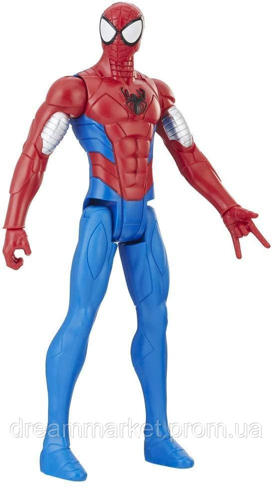 Игровая фигурка Бронированный Человек-Паук Марвел, 30 см - Armored Spider Man, Marvel, Titan Hero Series,