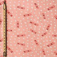 Трикотажная ткань хлопок с эластаном ( стрейч кулир)  ПЕНЬЕ дизайны