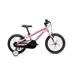 Детский велосипед Orbea MX16 Pink-Blue