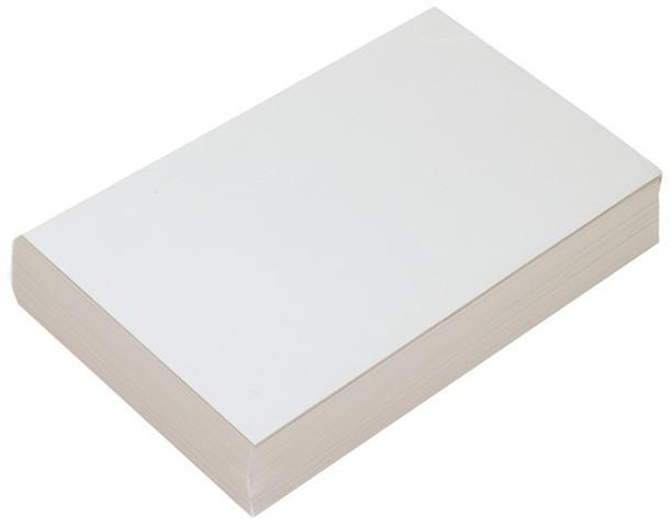 Папір газетний А4, 45 г/м2, 100 аркушів, Шкл