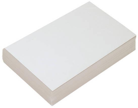 Папір газетний А4, 45 г/м2, 100 аркушів, Шкл, фото 2