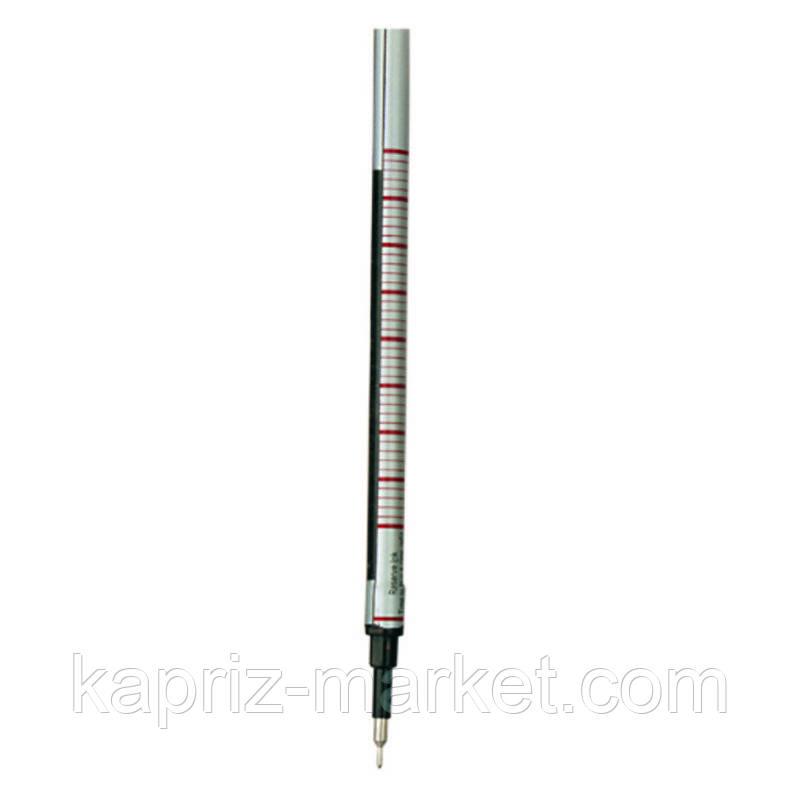 Стержень для ручки, масляный, 10 км к ручке Flair Writo meter, цвет красный