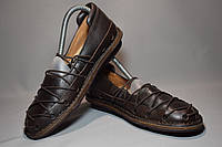 Балетки Trippen туфли лодочки босоножки сандалии женские летние. Германия. Оригинал. 38-39 р./ 25 см.