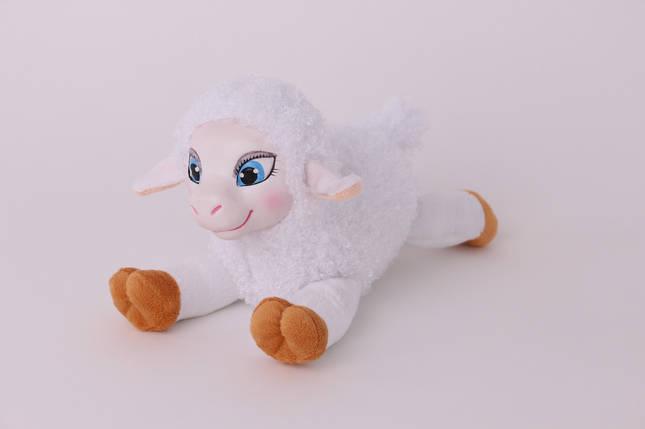 """М'яка іграшка """"Вівця Соня"""", В157, фото 2"""