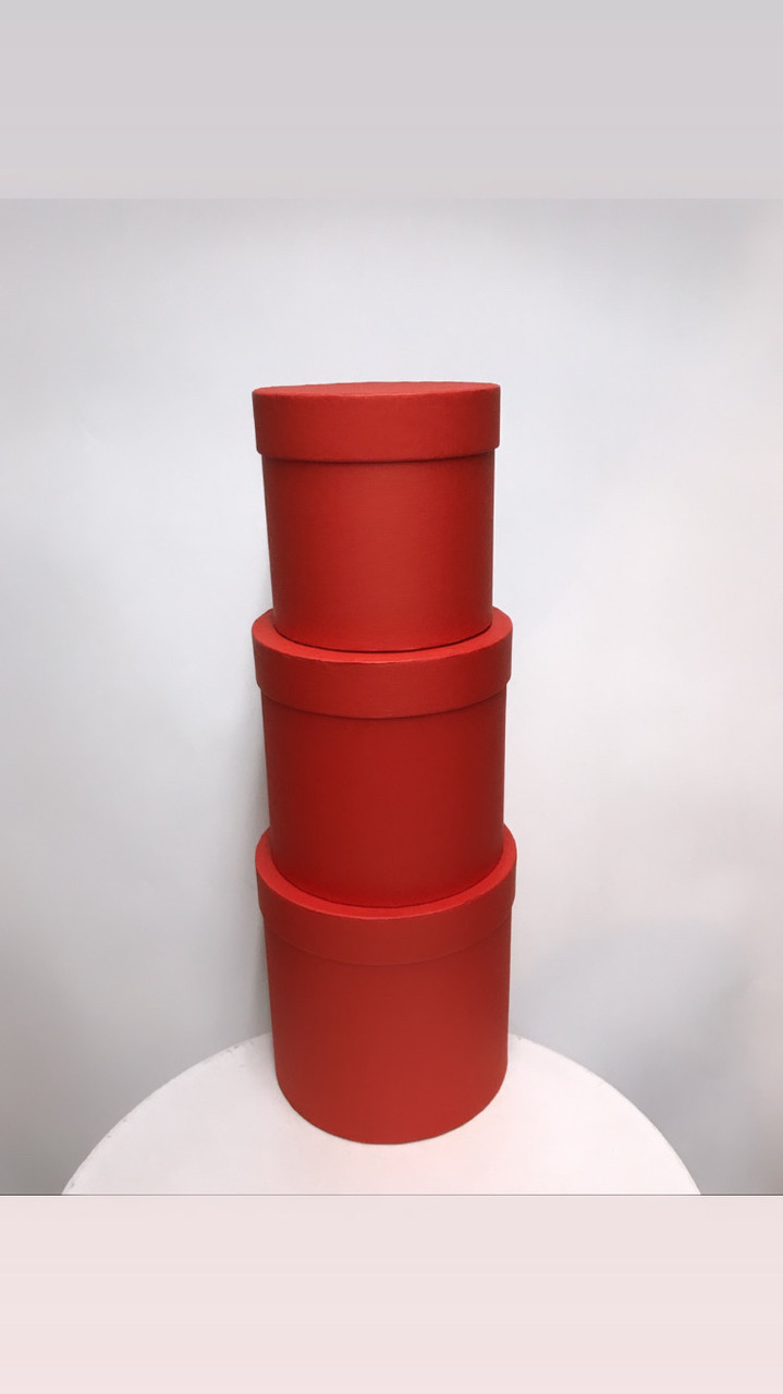 Коробка «мини» с крышкой (однотонная бумага)