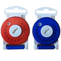 Набор серных ф-ров сеточка HF4 (меньше HF3 красный, синий-16 шт), фото 1