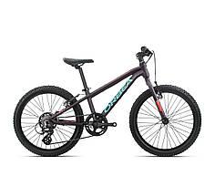 Детский велосипед Orbea MX20 Dirt 20 Purple-Pink